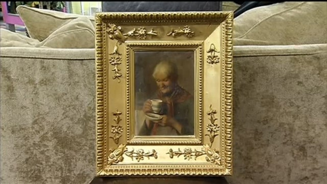 Goodwill Employee Finds Painting Worth Thousands in Store's Donation Bin