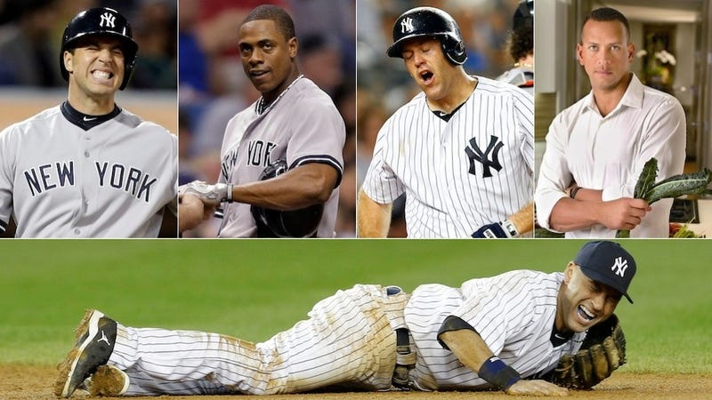 The Yankees Are Paying $95 Million For A Whole Lot Of Nothing
