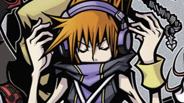 Jamming to The World Ends With You Remixes in Kingdom Hearts 3D