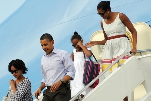 Obamas, Press Determined to Ruin Martha's Vineyard