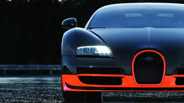 Bugatti Veyron Successor Will Reportedly Be A 1,500-HP Hybrid