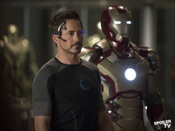 Iron Man 3 - Promo Photos