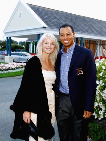 Rumors Swirl After Tiger Woods' Car Accident; Jen And Gwyneth Are BFFs