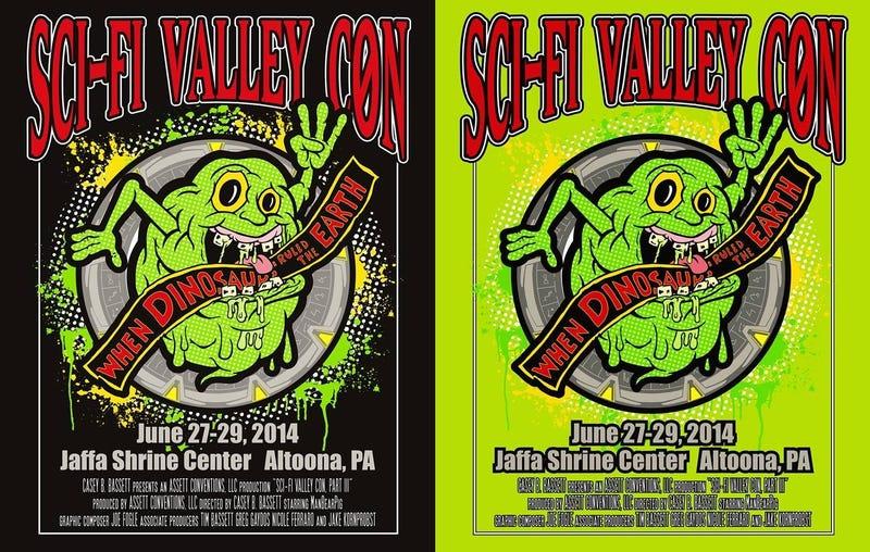 Sci-Fi Valley Con!
