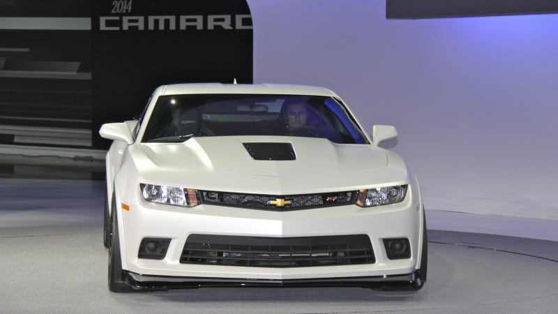 The Camaro Z/28 Is Back