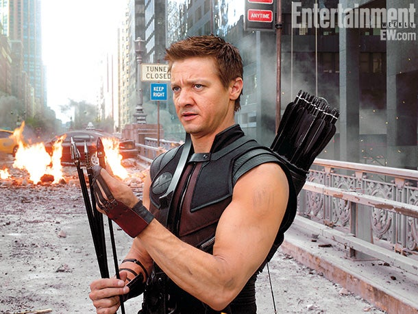 Avengers Photos from EW