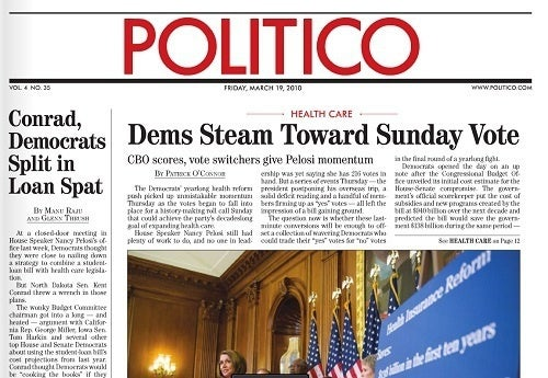 Politico Steals Maggie Haberman From Rupert Murdoch
