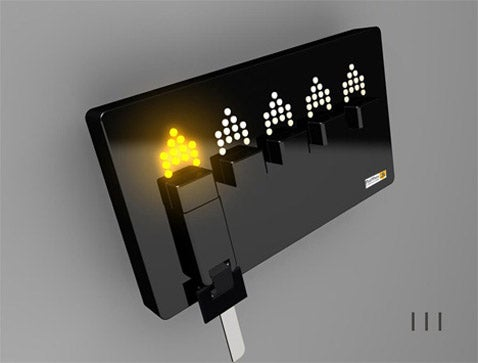 Candle Holdem USB Holder Design