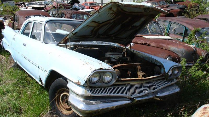 Derelict Dodge