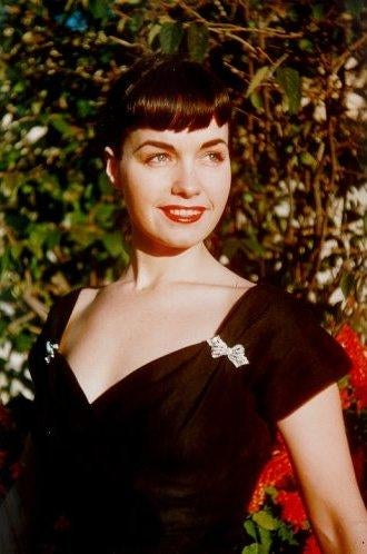 Bettie Page Mega-Gallery Tribute