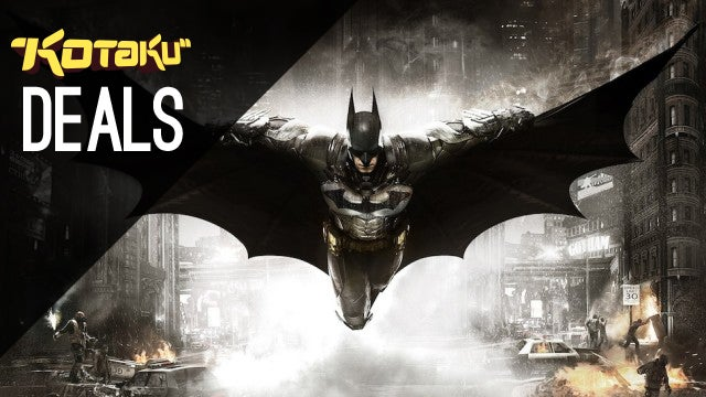 Arkham Knight, Towerfall Ascension, PSN and LIVE Updates, DC [Deals]