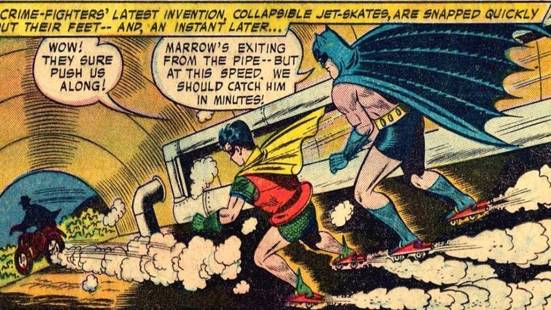 The 10 Weirdest Superhero Gadgets of All Time
