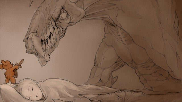 Dwayne Johnson is producing a movie based on this DeviantArt Illustration