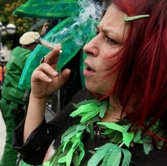 Pot Legalization Is Getting Stoned To Death