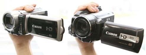 Canon Updates HD Palmcorders With HF11, HG21 Versions
