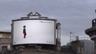 These Interactive Billboards React To The World Around Them
