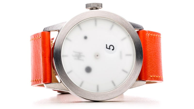 Bottle Opening Watch Focuses On the Most Important Hour of the Day