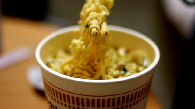The Humble Origins of Instant Ramen: From Ending World Hunger to Space Noodles