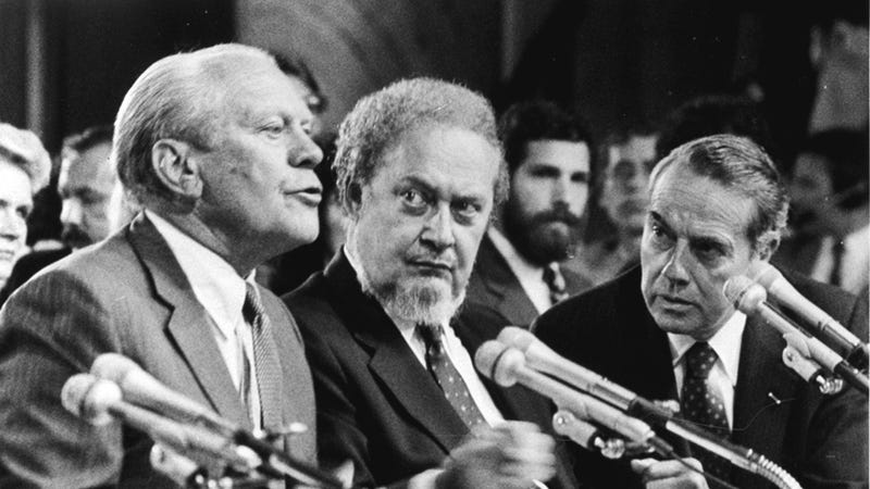 Robert Bork Was a Terrible Human Being and No One Should Grieve His Passing