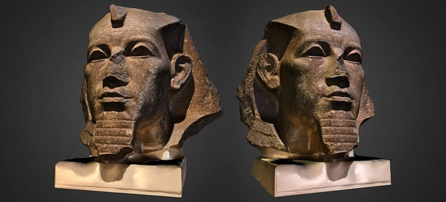 The British Museum Will Now Let You 3D Print Copies Of Its Artifacts