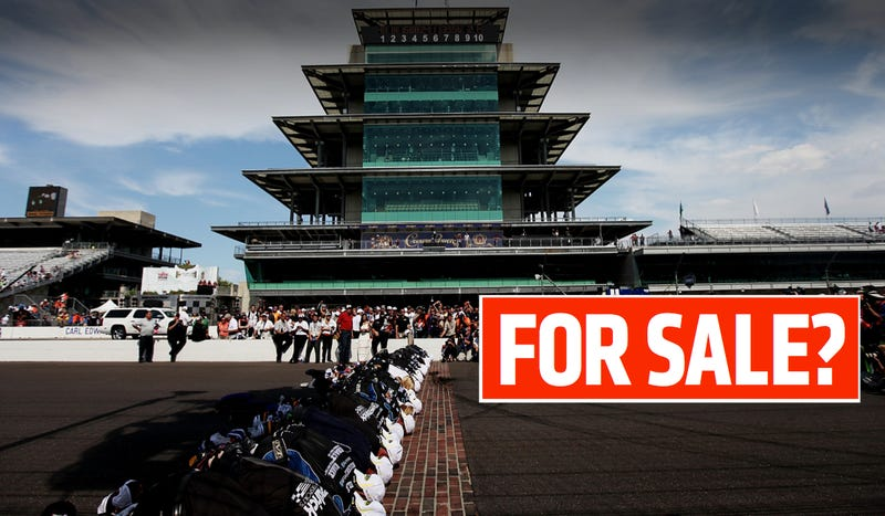 The Indianapolis Motor Speedway Denies It's For Sale (Updated)