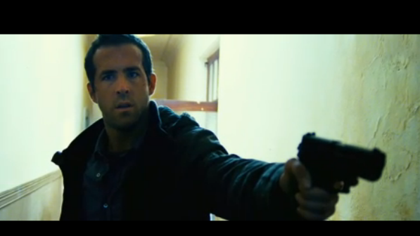 Safe House: Denzel Washington Wants to Kill Ryan Reynolds