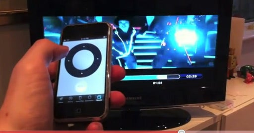 Video Stream App Turns Your iPhone Into a Set Top Box for Your TV
