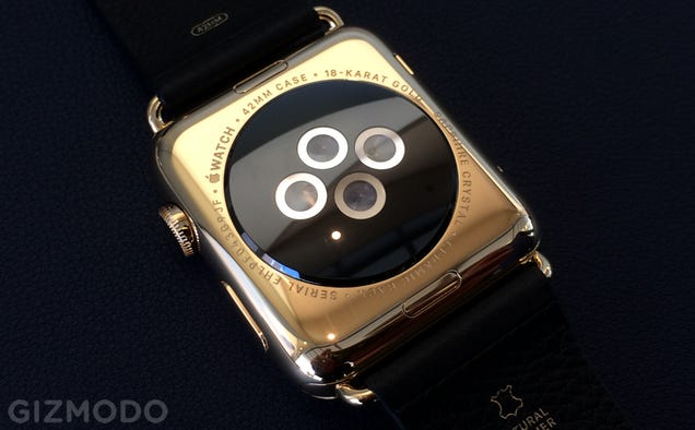 The AppleStore Fitted Me for a $15,000 Watch I Could Never Afford