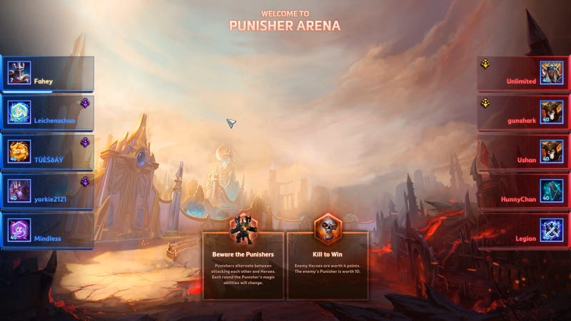 Heroes Of The Storm's New Brawl Mode Is A Good Reason To Check In Every Week