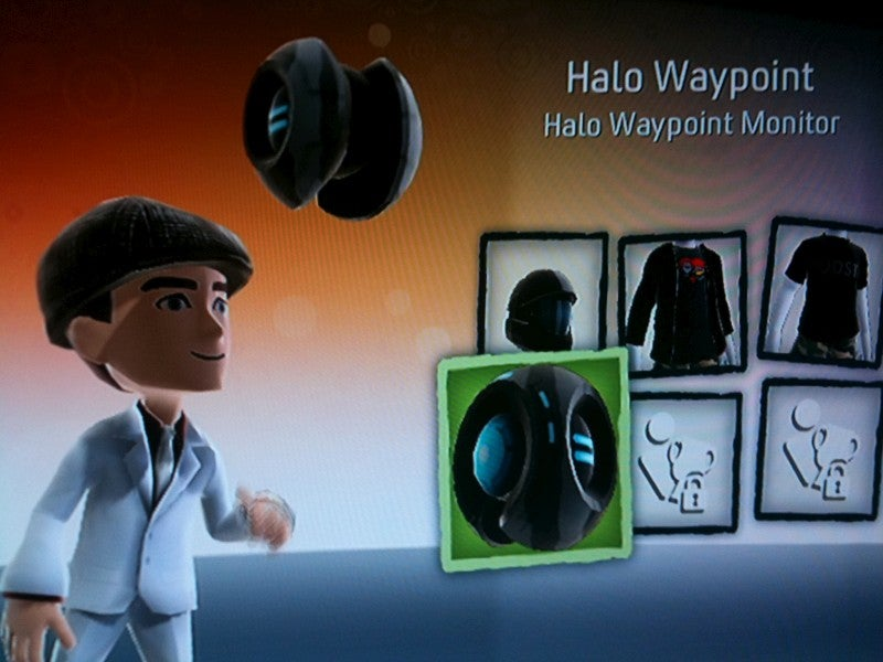 Our Tour Of Halo Waypoint, Including Surprise Avatar Awards