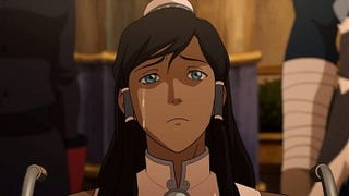 I can't bring myself to finish Korra.