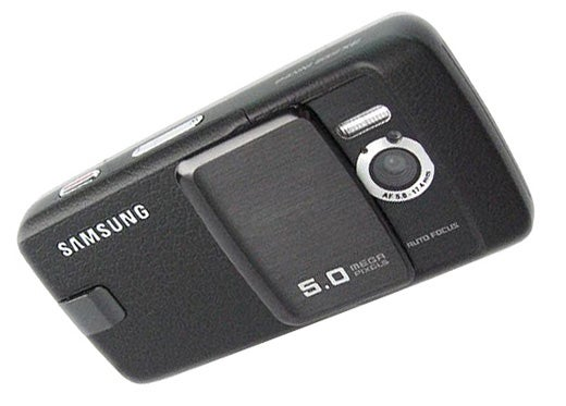 Samsung SGH-G800 is Top Banana 5MP Cameraphone