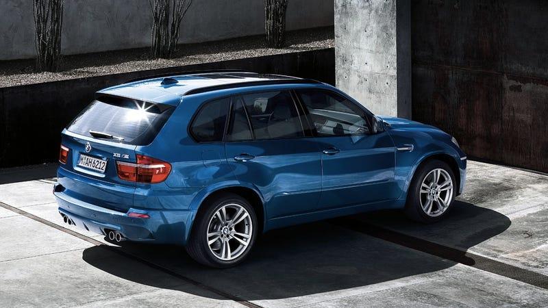 Everyone Hates High-Performance Luxury SUVs