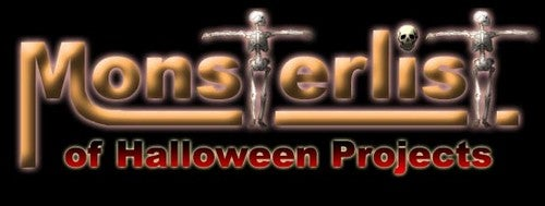 Monsterlist of Halloween Projects Has Hundreds of Halloween How-To Guides