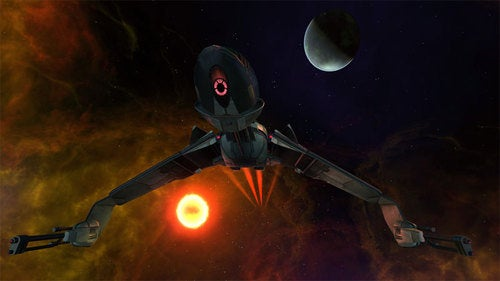 Star Trek Online Beta Ends With A Klingon Invasion