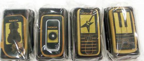 Nokia's Chinese Mooncakes