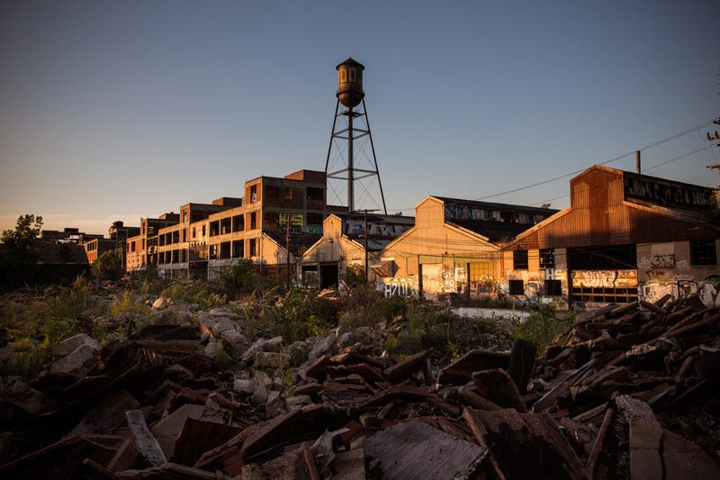 The Packard Plant's Third New Owner Wants To Build A Go-Kart Track