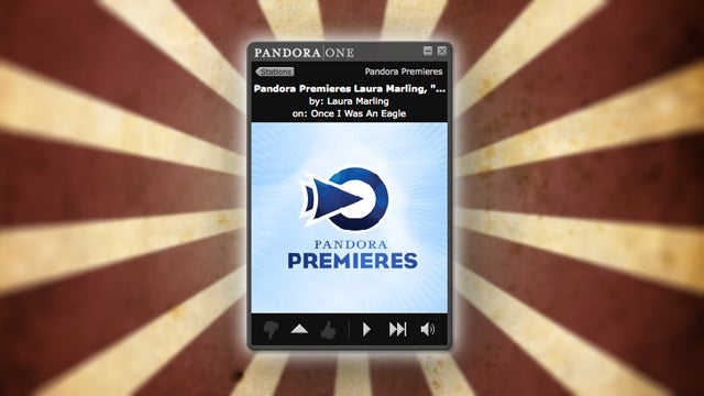 Pandora Premieres Streams New Albums Weeks Before They Launch