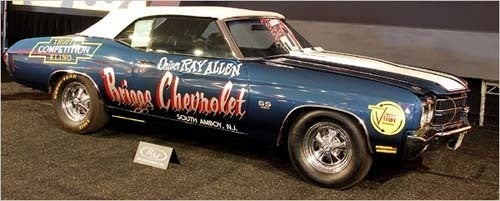 Truppi-Kling Chevelle Drag Racer Depreciates $1 Million In 3 Years, New Owner Gets Screamin' Deal