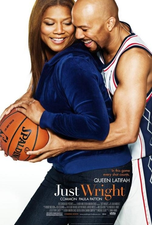 Movie Review Haiku: Just Wright