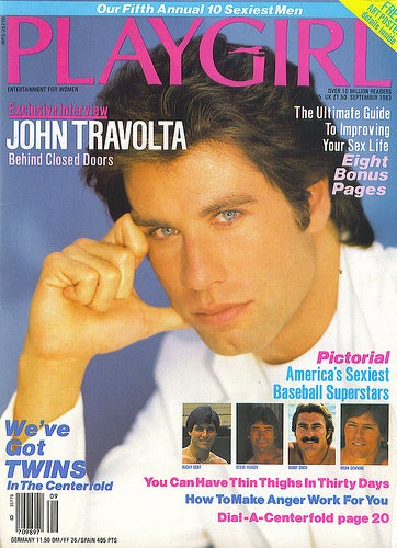 John Travolta's Allegedly Gay Penis: A History