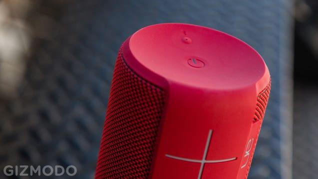 UE Megaboom: The Best Bluetooth Speaker, Supersized
