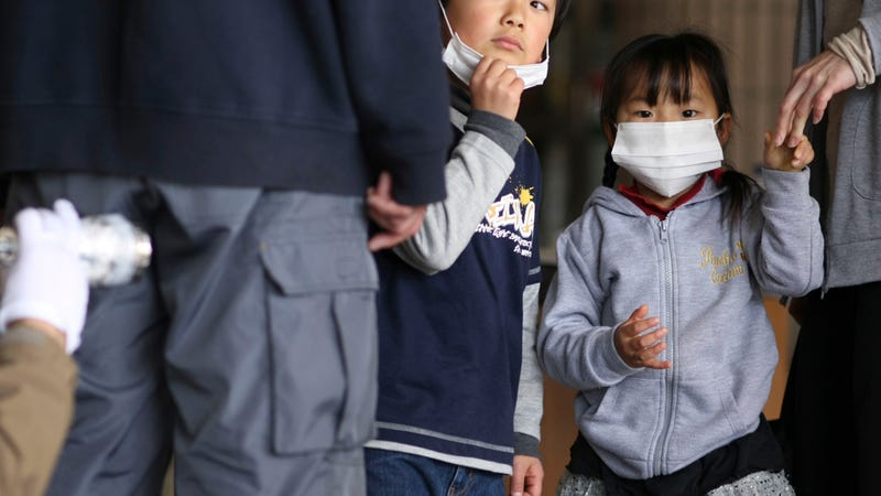 Young Fukushima Evacuees Suffering from Thyroid Problems after Radiation Exposure