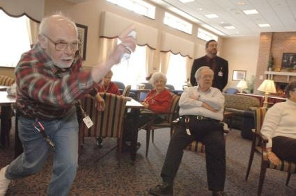 Wii Turns Elderly Into Addicts
