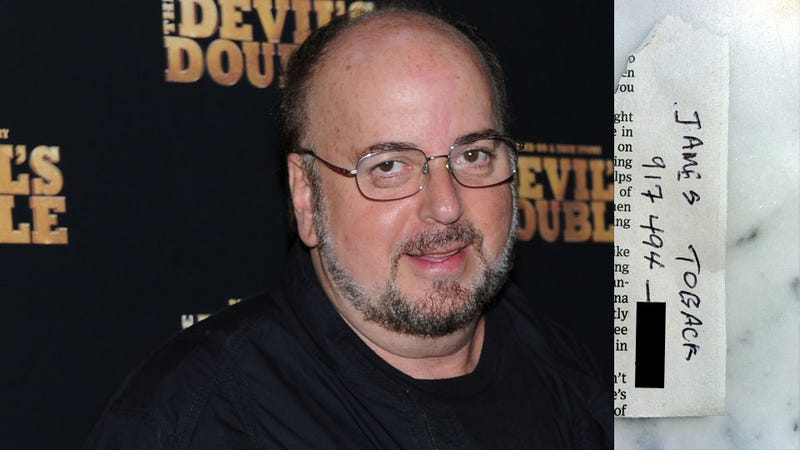 James Toback Strikes Again: I Have to Cum at Least Seven Times a Day