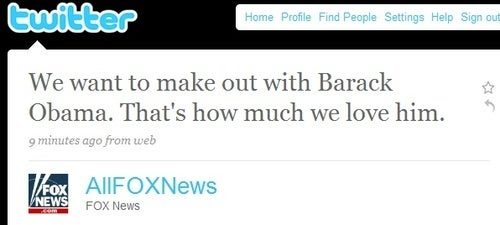 Fox News Twitter Hacked Spoofed