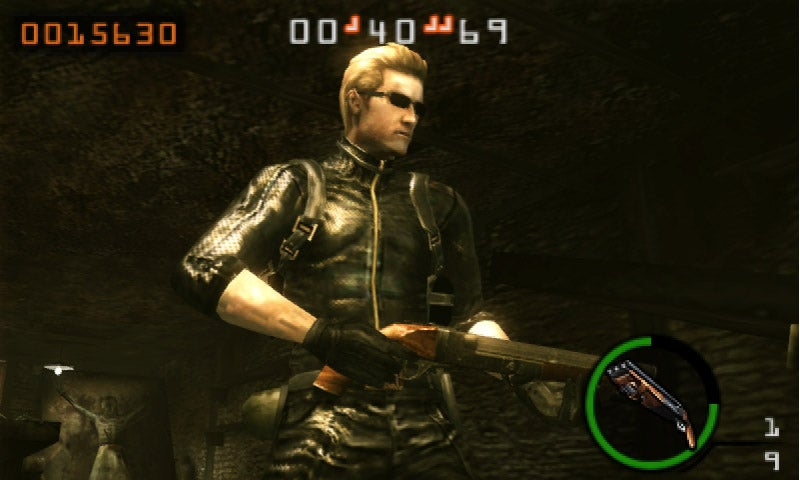 Why Resident Evil: Mercenaries 3D Is No Mere Mini-Game