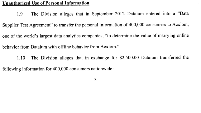 Big Data Company Pays Insultingly Small Amount For Our Personal Info