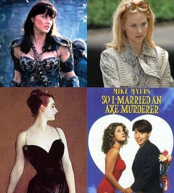 X Is For Xena, Xylina, And Other Xceptional Ladies