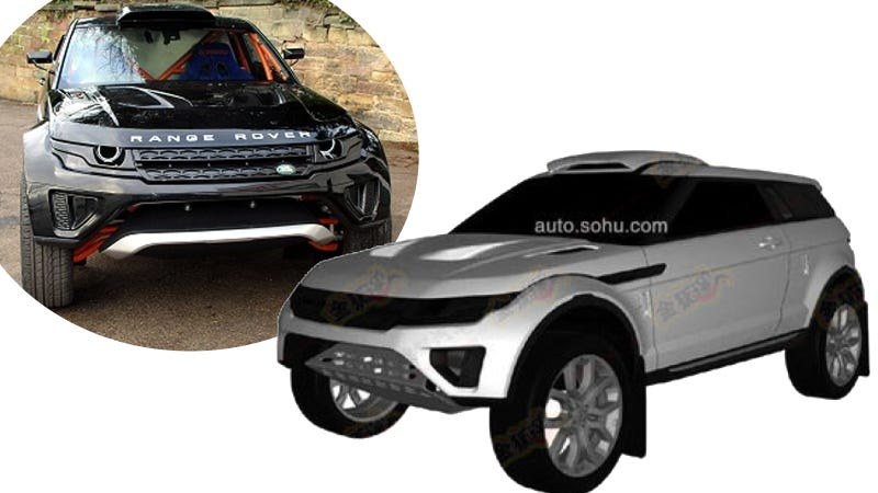 We're (Almost) Sure The Evoque Patent Mystery Is Solved